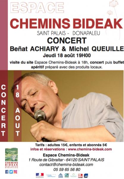 Concert 18 Août