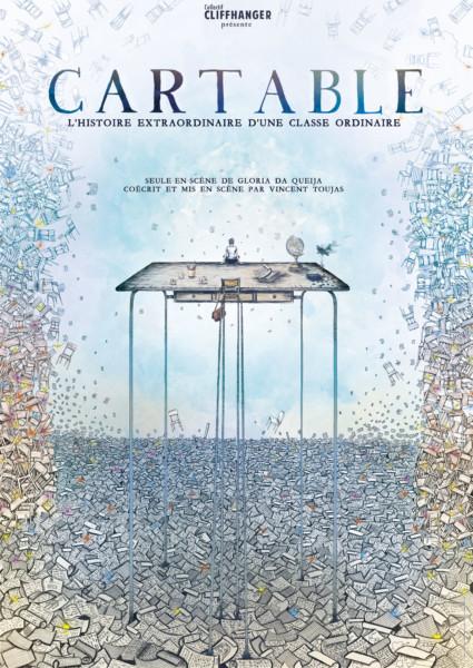 THEATRE : Samedi 19 septembre - 20H30 : Cartable