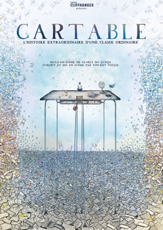 THEATRE : Samedi 19 septembre - 20H30 : Cartable