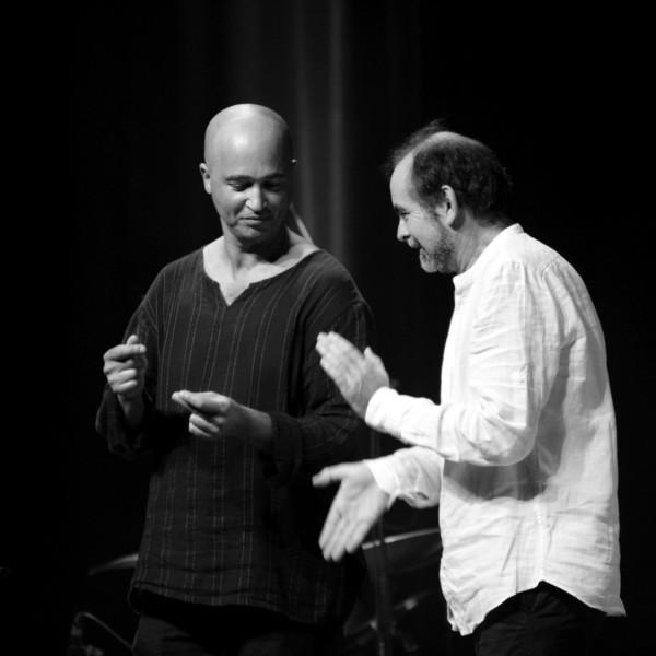 Michel Macias et Fouad Achkir ©Larural