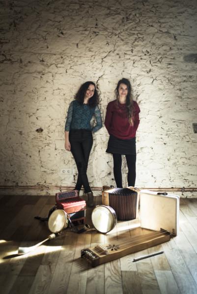OTXO - Maider Martineau et Lolita Delmontey - Ayral