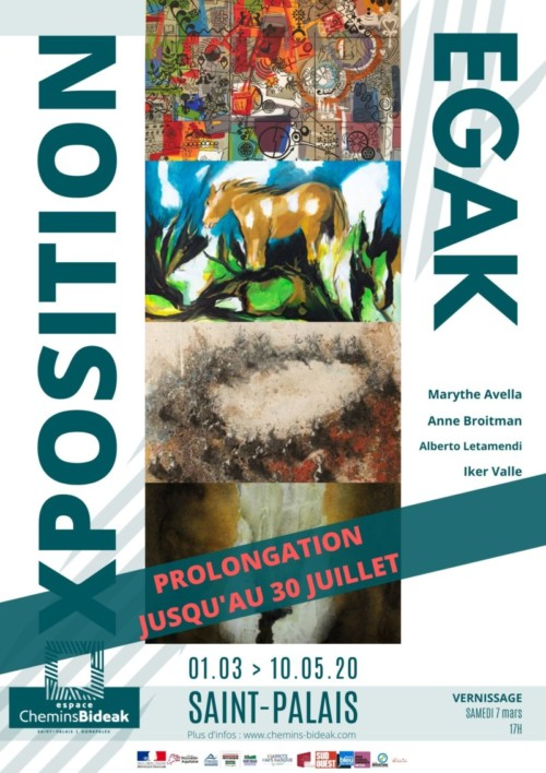 EXPOSITION Egak