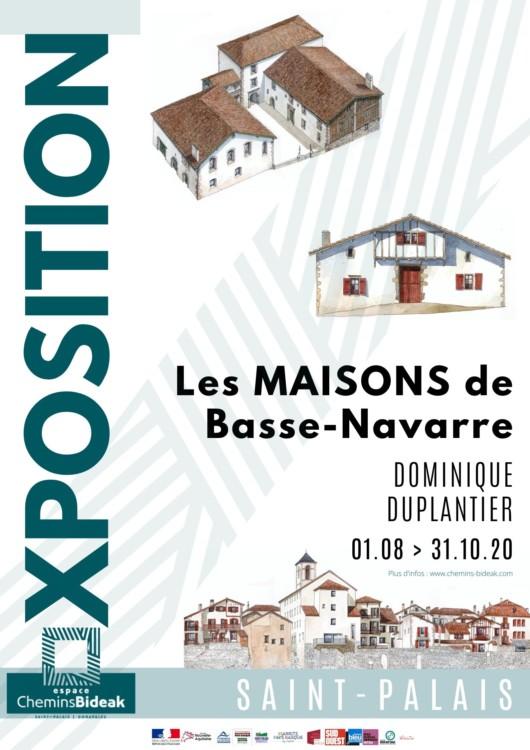Dominique Duplantier - chemins bideak