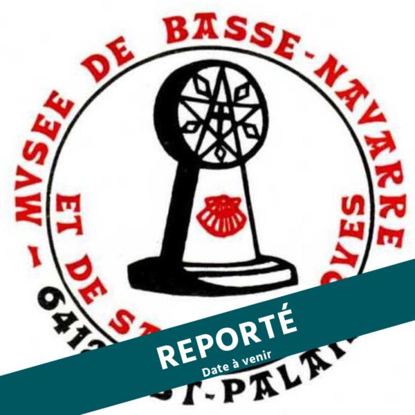logo amis du musée de basse navarre